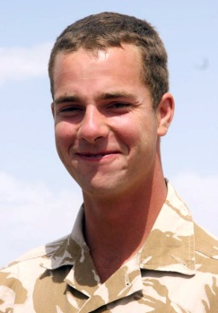 Lance Corporal James Atkin
