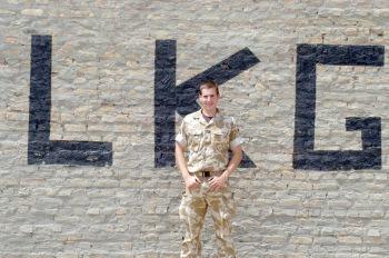 Signaller Chris Boulton