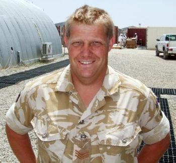 Sergeant Stewart Plummer