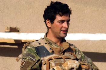 Lance Corporal John Zoumides