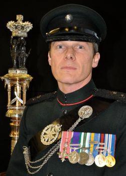 Lieutenant Colonel G M Strickland