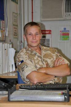 Captain Stuart Thomas