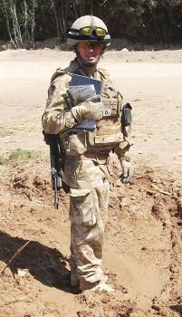 Lieutenant Richard Armstrong