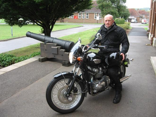 Brigadier Richard Dennis OBE ADC