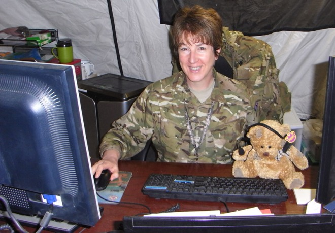 Lieutenant Colonel Jan King