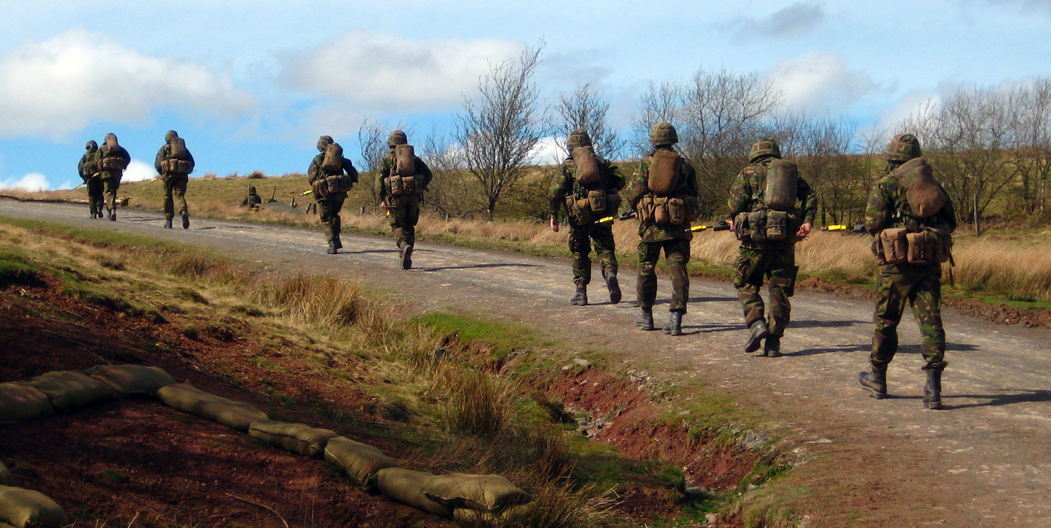 Entry – The Official British Army Blog