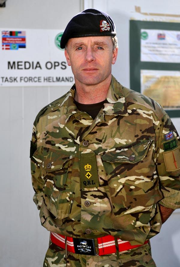 Lieutenant Colonel Army Lieutenant Colonel Tim