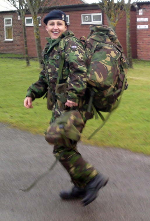 ... was too old for all this… – The Official British Army Blog