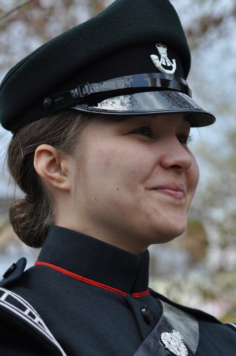 Musician Emma Peacock – The Official British Army Blog
