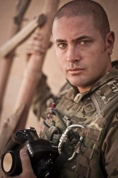 Sergeant Steve Blake RLC