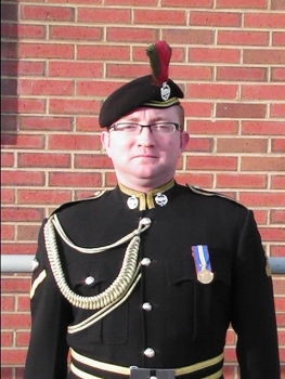 LCpl Damian Dunphy