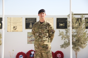 Cpl Paul Birkett