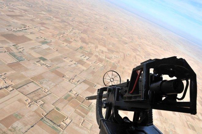 The vast desert that is Helmand