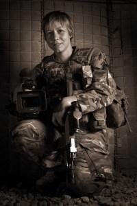 Corporal Georgina Coupe