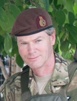 Lt Gen Adrian Bradshaw CB OBE