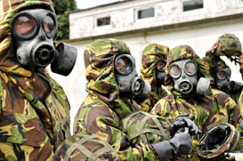 CBRN training