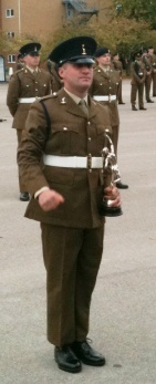 'Soldiers Soldier' Award