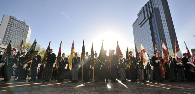 Birmingham Remembrance Day