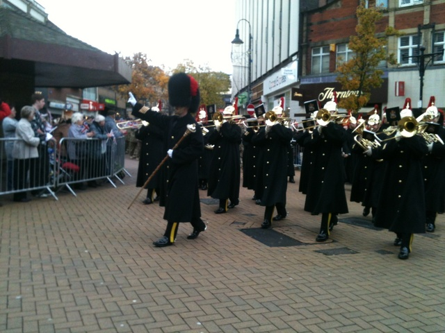 The Band in Barnsley