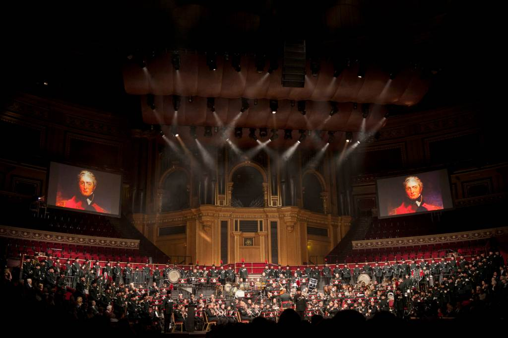 Swift and Bold musical extravaganza at the Royal Albert Hall