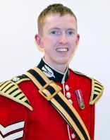 Lance Corporal Rob Howe