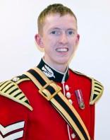 Lance Corporal Rob Howe