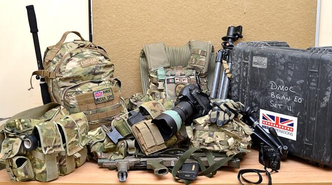 Prepared kit