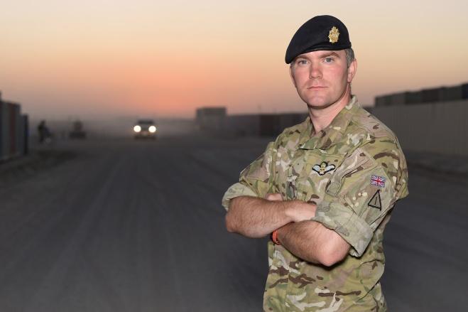 Corporal Si Longworth