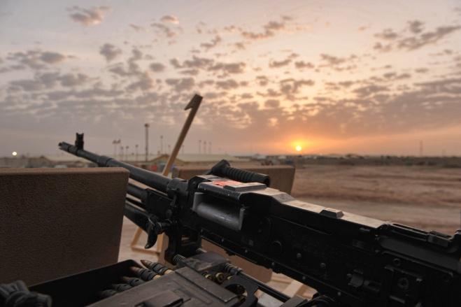 Combat Logistics Patrols continue accross Helmand Province