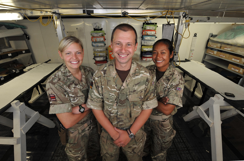 British army pen pals