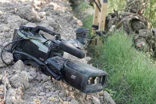 The 3D camera