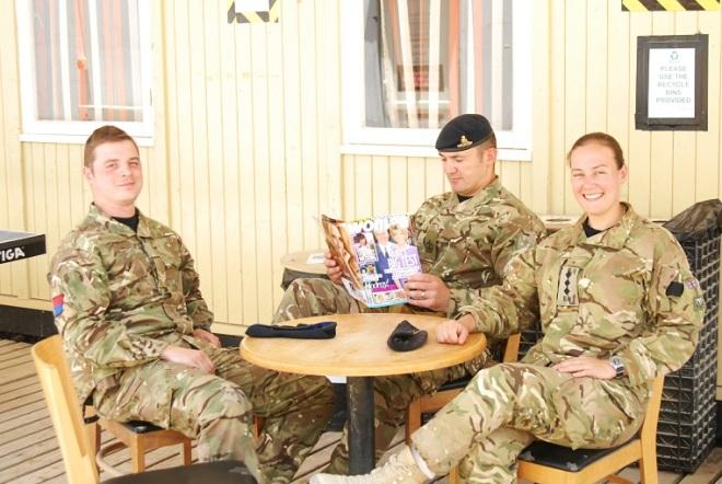 The Battleaxe Company team
