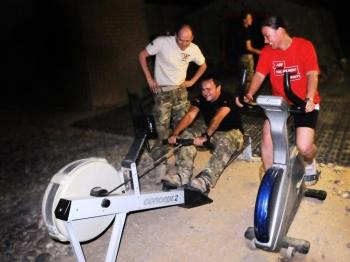 Gazala Troop charity challenge