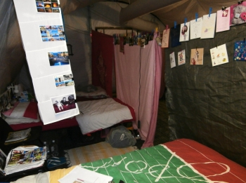 Tented accommodation