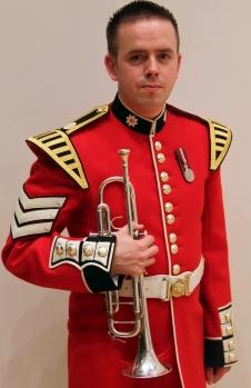 Lance Sergeant Rob Parry