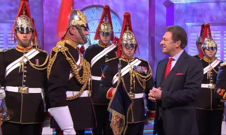 Maj Jason Griffiths Director of Music The Band of The Blues and Royals talks to Alan Titchmarsh about the future of Army Music