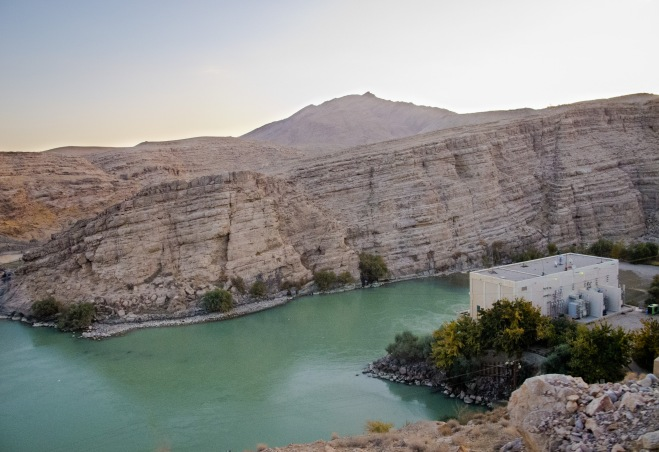 The picturesque sights of Kajaki