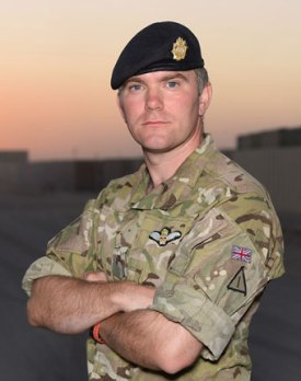 Corporal Si Longworth