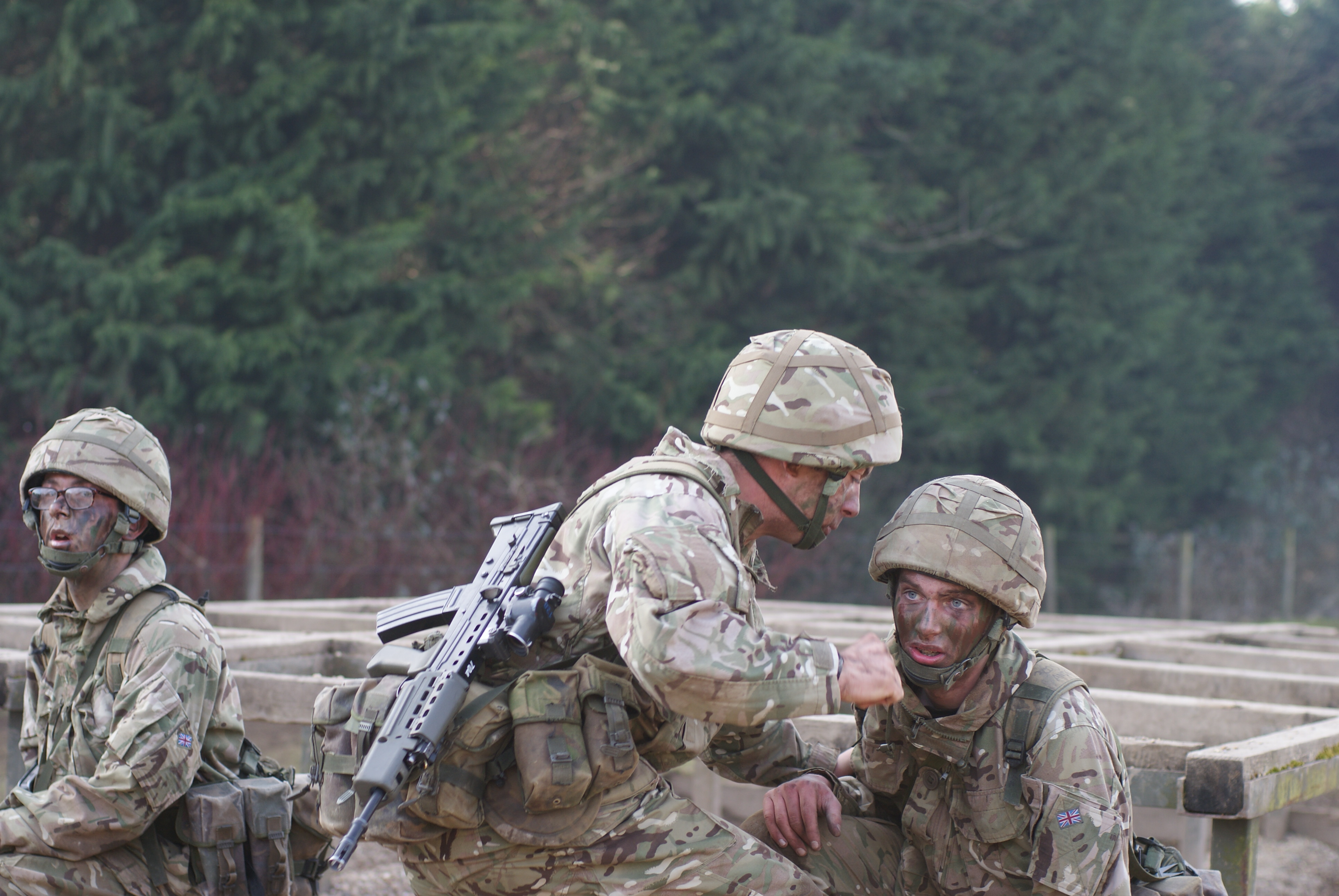basic training | The Official British Army Blog