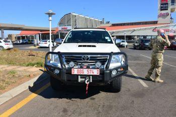 4x4 to Maputo