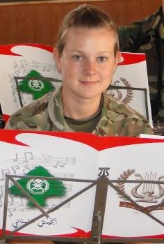Corporal Kat Brydon