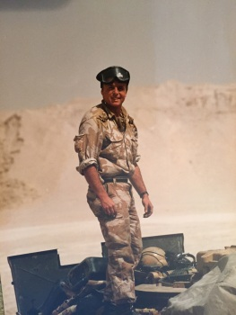 Desert Storm Part Four: Pre-deployment