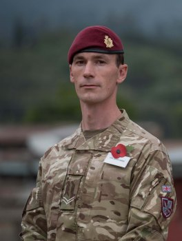 Corporal Stephen Duncombe