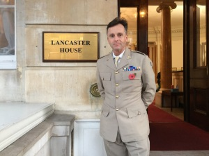 Lt Col Tim Purbrick, The Royal Lancers
